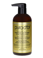 Hair Loss Shampoo / Gold Label -- Pura D'or