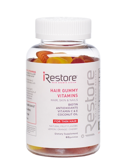 iRestore | Hair Growth Vitamins - Gummies