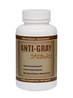 Maritz Mayer Laboratories Anti Grey Hair Vitamins