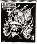 100 Japanese Tattoo Designs Vol. 2 by Horimouja