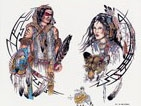 Apache Jil SET 18 / SHEET 8