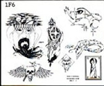 Dan Foerester Flash SHEET 6
