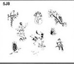 Apache Jil SET 5 / SHEET 8