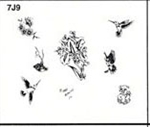 Apache Jil SET 7 / SHEET 9