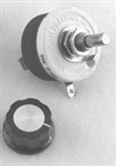 25 Ohm Rheostat (With Knob)