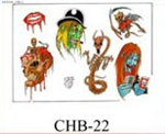 Henry Buro Color Flash SHEET 22
