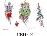 Robert Hernandez Color Flash SHEET 18