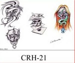 Robert Hernandez Color Flash SHEET 21