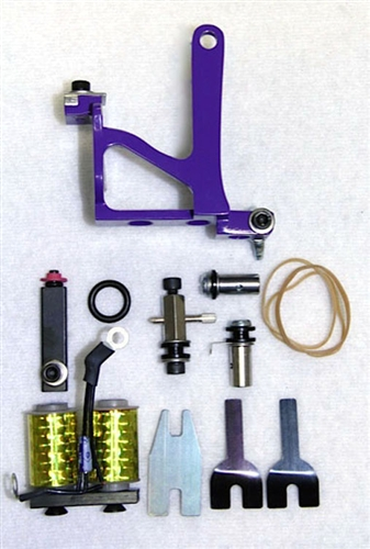 National Deluxe Tattoo Machine KIT