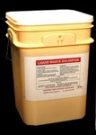 20 Lb. Liquid Waste Solidifier