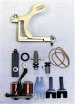 National Brass Mako Tattoo Machine Kit