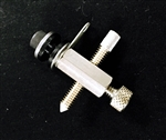 "8-32 Stainless Steel Binding Post Set Up (1.25"" Silver Screw)"