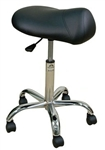 Oakworks® Professional Saddle Stool HIGH HEIGHT