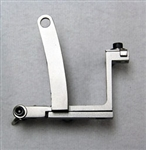 National Precision Swing-Gate Tattoo Machine FRAME - LEFT HAND