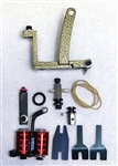 National Tattoo Supply Precision Swing-Gate Tattoo Machine KIT