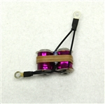 "Top-Hat 6 Wrap 1"" 3/8"" Core Coils PRE-SOLDERED"