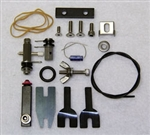 National Super Light Aluminum Tattoo Machine REBUILD KIT