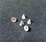 14 Gauge Replacement Jewelry Spikes 4mm