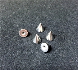 16 Gauge Replacement Jewelry Spikes 6mm