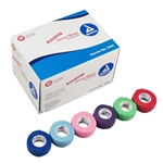 "Sensi-Wrap Self-Adherent Bandage - (30) 1"" x 5 yd Rolls, RAINBOW"