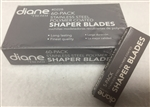 Straight Razor Replacement Blades