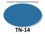 Powder Blue TN14 (1/2 lb.)