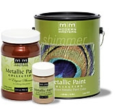 Modern Masters Metallic Paint - 6oz