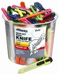 Allway Tools K13-50 9MM Snap Off Neon Knife Bucket