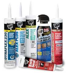 DAP Caulks and Sealants