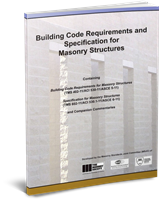 ACI 530/530.1 - Building Code Requirements & Specifications for Masonry Structures, 2011
