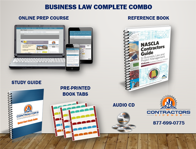 Alabama Business Law Complete Study Pack