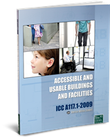 ICC/ANSI A117.1-2009 Standard on Accessible and Usable Buildings and Facilities