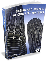 Design & Control of Concrete Mixtures 16th Edition