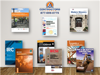 Georgia Basic Residential Contractor Reference Book Set
