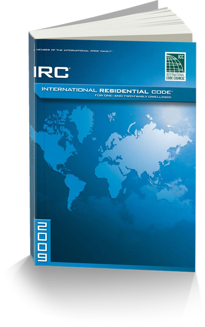 International Residential Code 2009
