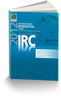International Residential Code 2012