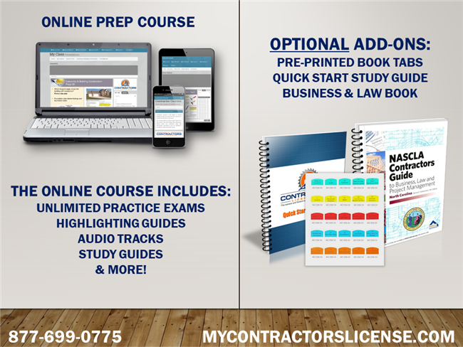 North Carolina Business Law and Project Management Prep Course