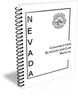Nevada Construction Business and Law Manual