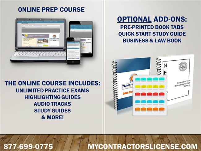Nevada Business/Law (Contractor Management Survey) Prep Course