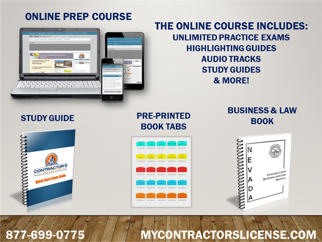 Nevada Business Law Complete Study Pack