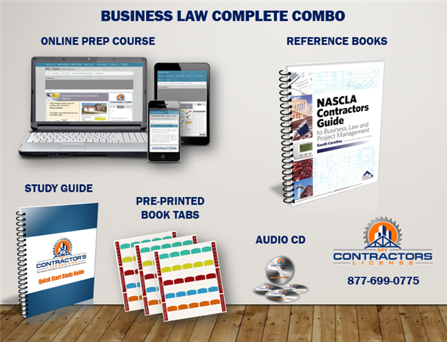 South Carolina Commercial Business Law Complete Study Pack