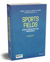 Sports Fields Design, Construction and Maintenance 2nd Edition