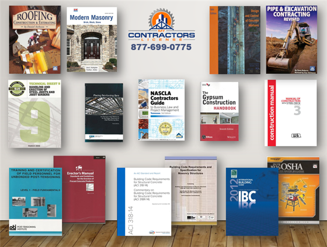 Tennessee BC-BC Commercial and Industrial Bookset