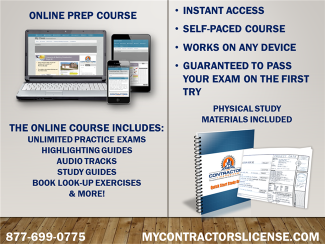 Tennessee BC-C-Industrial-Contractor-Exam-Prep-Course
