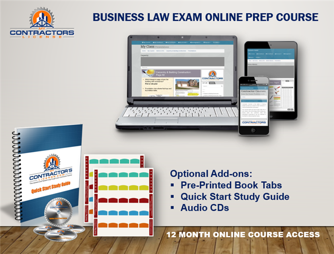 Utah Business Law Prep Course