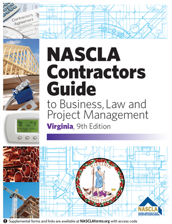 Virginia Nascla Business Law & Project Management for General Contractors
