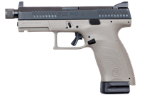 CZ P10 C Suppressor Ready Urban Grey 9MM - 01519