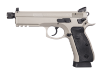 CZ 75 SP-01 Tactical Urban Grey Suppressor-Ready 9MM - 91253