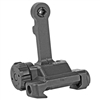 KAC 300M MICRO FLIP REAR SIGHT BLK