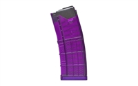 Lancer L5 Purple Advanced Warfighter Magazine